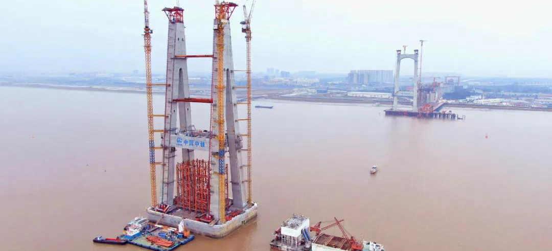 瓯江北口大桥计划2021年底贯通