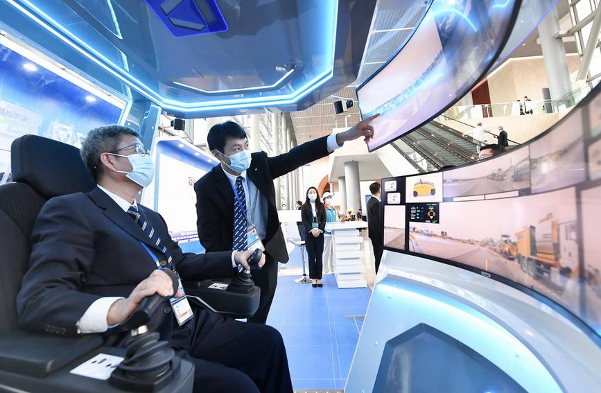 第二届联合国全球可持续交通大会在北京举行