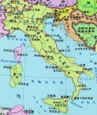 带地中海式气候