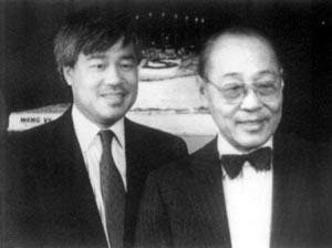 1920年2月7日华裔电脑巨人--王安诞辰--图片-