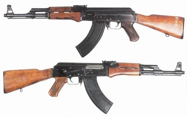 全集 ak/AK/47型7.62毫米突击步枪...