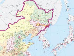 """《东北地区振兴规划》提出,""""加快区域合作进程.图片"""