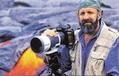 25年冒死拍摄火山