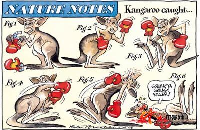 英国知名讽刺漫画家皮特布鲁克斯--母乳--人动漫喂养的漫画图片