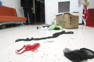 天津美女查获地下场所淫秽v美女丝袜(2)的情绪警方图片