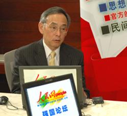 美国能源部长朱棣文接受强国论坛网络独家专访