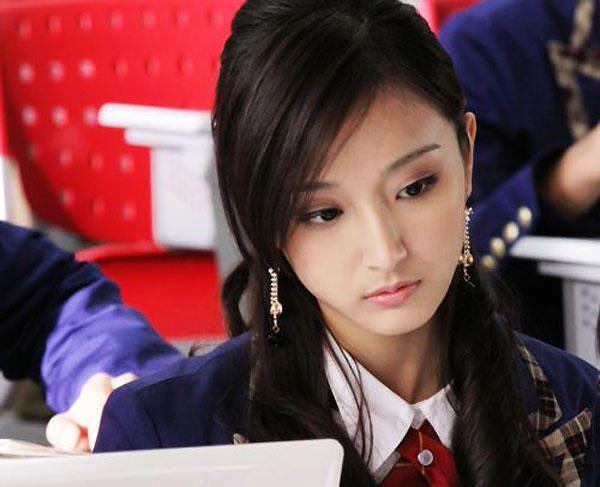青春少女的魅力写真 殷叶子 (2)图片