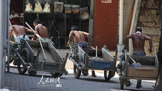 中国农民工--蒋铎摄影专辑