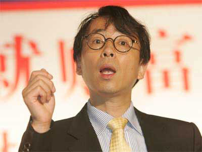 Image result for 经济学家 谢国忠