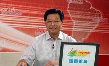 广东省委宣传部部长林雄谈建设文化强省