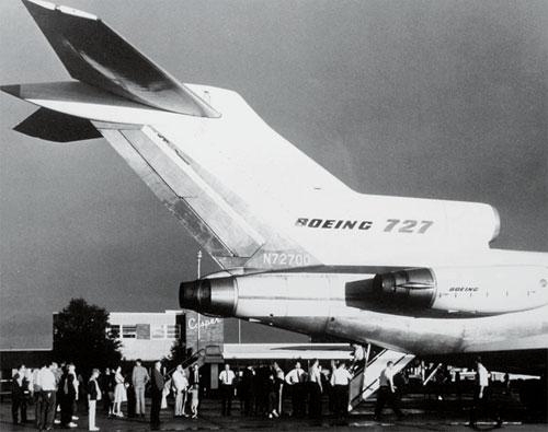 三大飞机制造公司