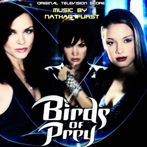 Birds of prey tv series - photo#14