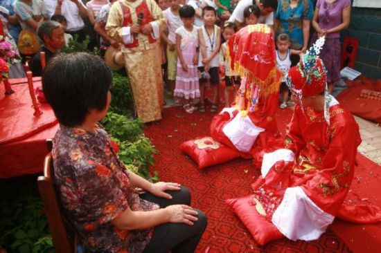 Traditional Chinese Wedding Ceremony 7