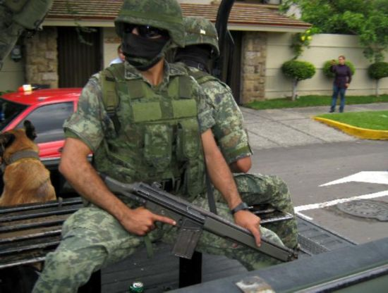mexican drug lord confirmed dead in raid peoples daily