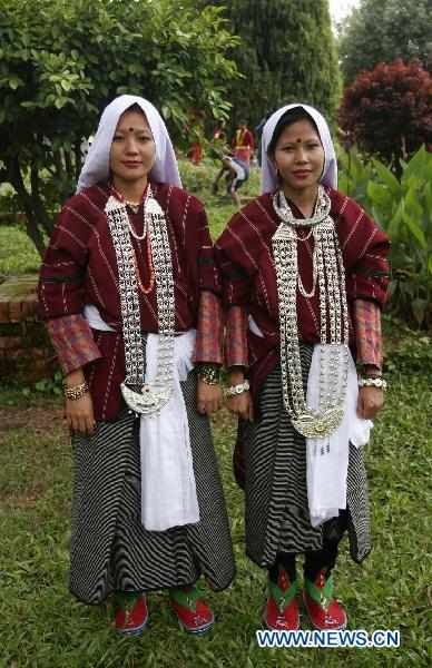 Nepalese ethnic groups celebrate World Indigenous Day - People's Daily ...