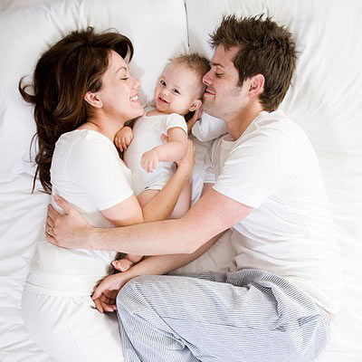 how to be happy family