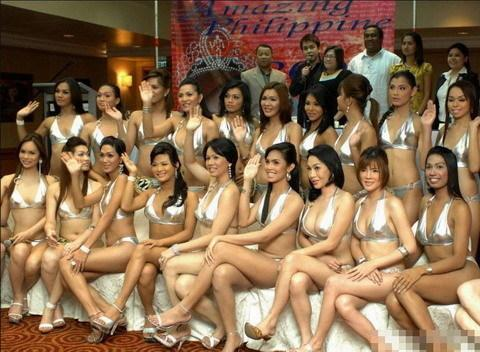 Miss transvestite world pagent thailand 2007