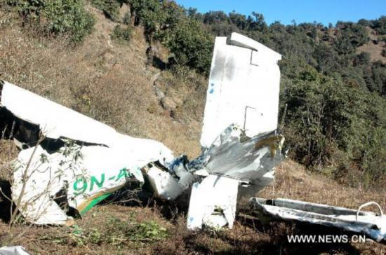 Rescue operation under way at plane crash site in eastern Nepal ...