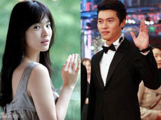 Song Hye Kyo And Hyun Bin Break Up