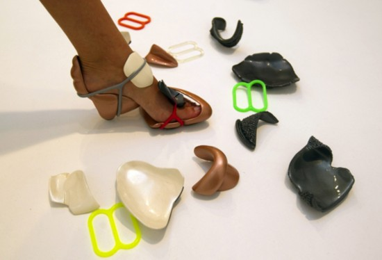 Modular Shoes With 256 Combinations People S Daily Online