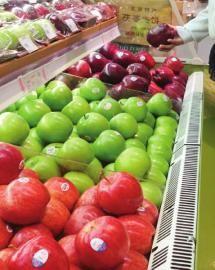 专家建议果蔬裸贴标签出台标准。