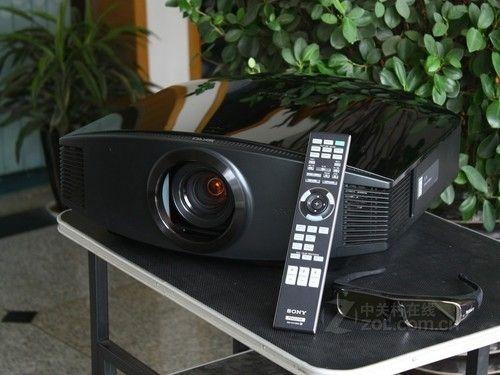 高端3D 1080p家用投影 索尼VW95ES特价
