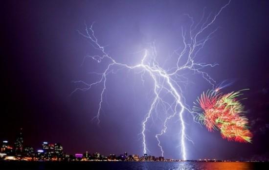 美不胜收 澳气象挂历照片壮观奇妙 高清