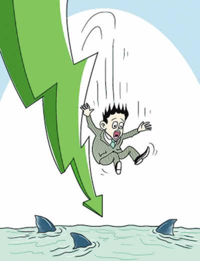 """美""""財政懸崖""""擔憂加劇外圍股市拖累A股跳水"""