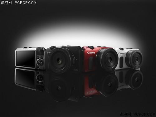佳能(Canon)EOS M數碼相機