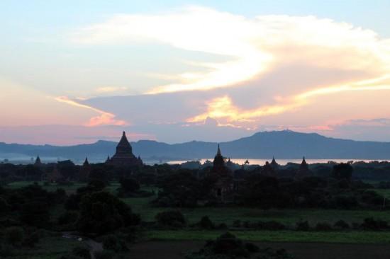 国际 3 万塔之城 缅甸蒲甘