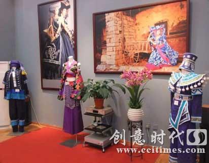 创意 民族服饰/创意民族服饰展展品