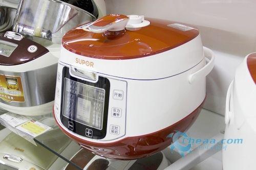 苏泊尔电压力锅cysb50fc6-100