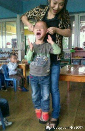 虐童女教师被认定不构成犯罪 拘留15日后释放