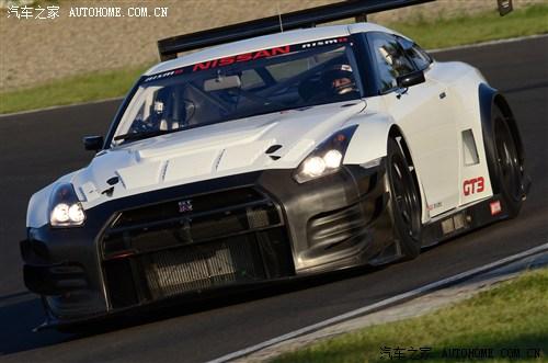 神车党的图腾 日产推新款GT-R GT3赛车