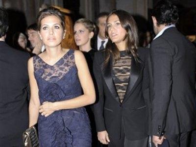也有好奇心强的沙特阿拉伯时尚公主Ameera,难怪