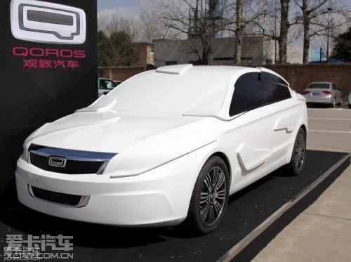 预计售价15万 观致新车明年下半年上市