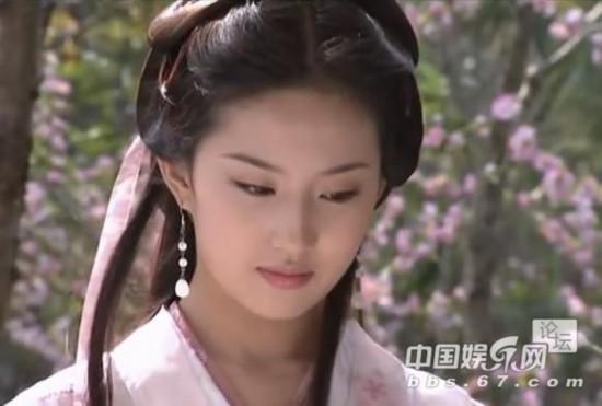 天龙八部 段誉遭吐槽 刘亦菲版王语嫣最传神