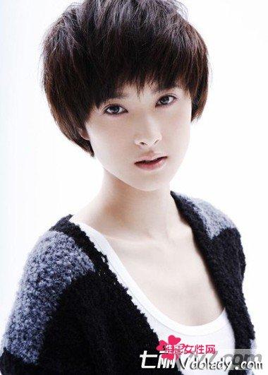 2015最流行短发发型女 女生流行短发发型图片图片