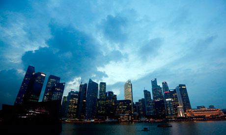"""菲律宾获评""""世界最不淡定国""""新加坡则反之"""