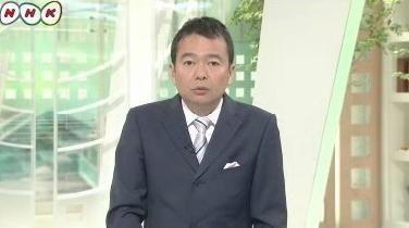 日本NHK電視台男主持就性騷擾事件道歉