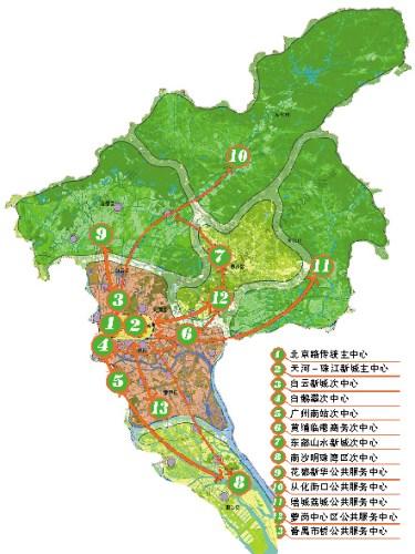 昨起公示 第二机场选址研究已完成-广州2020年前新增人口拟控制在