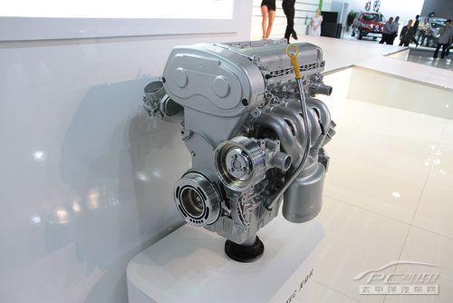 福特发动机机体 福特蒙迪欧发动机机体 福特蒙迪欧发动机断轴高清图片