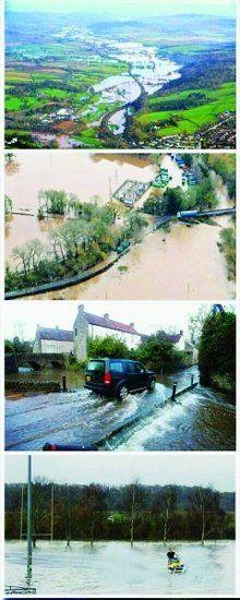 """""""雨神""""蕭敬騰倫敦開唱英國多地區遭洪水侵襲"""
