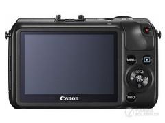 1800萬像素APS-C 佳能可換鏡頭EOS M上市