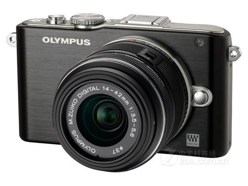 不僅是畫質出色 奧林巴斯E-PL3僅3280元
