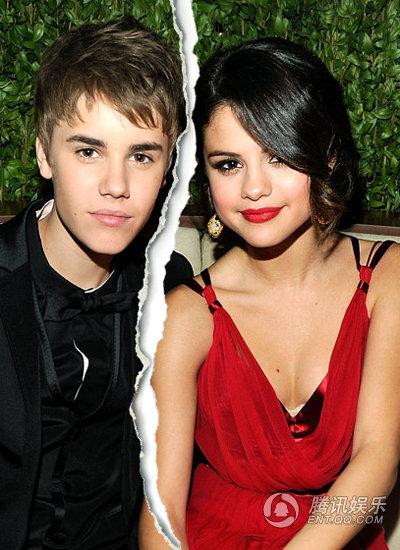 贾斯汀·比伯(Justin Bieber)和赛琳娜·戈麦斯(Selena Gomez)-