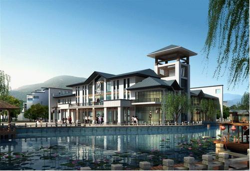 中国·罗浮山文化产业孵化基地【2】