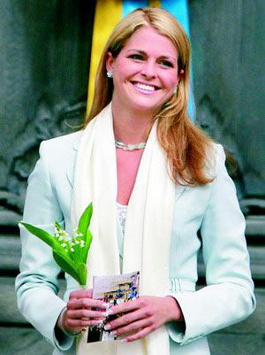 北京 玛德莲/瑞典公主玛德莲