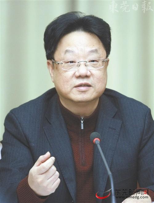 东莞市社保局局长梁冰:计划2013年建重大疾病