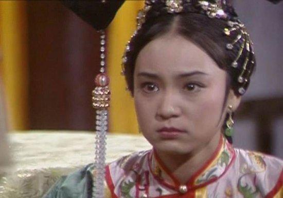刘雪华《少女慈禧》